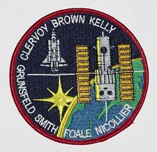 Aufnäher Patch Raumfahrt NASA STS-103 Space Shuttle Discovery ..........A3174