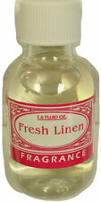 Fresh Linen Oil Based Fragrance 1.6oz 32-0198-07