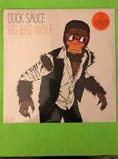Big Bad Wolf [Single] by Duck Sauce (Vinyl, Jan-2012, Big Beat Records (Dance))
