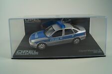 Modellauto 1:43 Opel Collection Opel Vectra B 1995-2002 Polizei Nr. 91