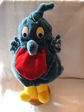"Vintage Merrythought "" Pog "" monster  Glove Puppet - 14"" Plush Soft Toy with tag"