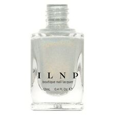 ILNP Paper Route - Light Grey Holographic Nail Polish