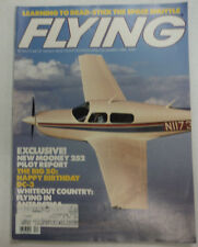 Flying Magazine Mooney 252 The DC-3's Big 50 WITH ML December 1985 AL 053015R