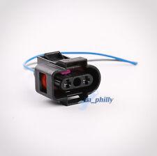 New 2 Pin Plug Washer Fluid Sensor Pigtail for VW Golf Jetta Passat AUDI SKODA