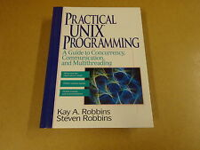 BOOK HARDCOVER / PRACTICAL UNIX PROGRAMMING