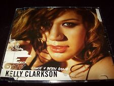 Kelly Clarkson Since You Been Gone CD Single