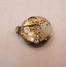 WITTNAUER NURSE`S SWEEP SECOND WATCH  MOVEMENT 7 D ~17 JEWELS...WORKING