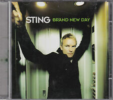 CD 10T + VIDEO STING (POLICE) BRAND NEW DAY DE 1999 A&M RECORDS