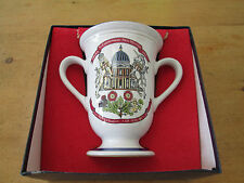 Diana & Charles Wedding Marriage Denby Commemorative loving cup Excellent boxed