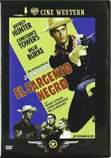 SERGEANT RUTLEDGE (1960 Jeffrey Hunter)  -  DVD - PAL Region 2 - New