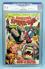 AMAZING SPIDER-MAN#103 CGC 9.6 MARVEL-1st GOG-Ka-Zar, Zabu & Kraven-WHITE PAGES