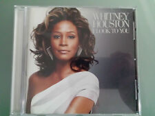 HOUSTON WHITNEY - I LOOK TO YOU. CD
