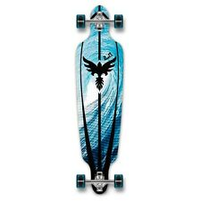 Yocaher Complete Tsunami Drop Through Longboard