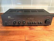 NAD 3020 SERIE 20 INT. AMPLIFICATORE STADIO PHONO VINTAGE AMPLIFICATORE c1980