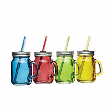 Mini Mason Drinking Jar Set Novelty Fun Drinking Games Gadget Shots Spirits GIFT