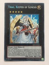 YUGIOH TIRAS, KEEPER OF GENESIS SECRET MIXED ED NEAR MINT GENF-EN044