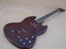 1971 GIBSON EB 3 BASS SLOTTED HEADSTOCK - made in USA