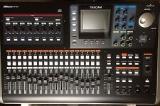 Tascam DP-24 Digital Portastudio 24-Track Workstation - Used - WITH MIDI