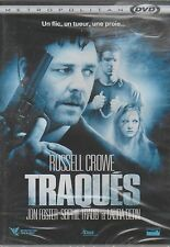 DVD - TRAQUES - russel crowe