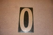 Acrylic Gas Station price sign number Marathon  BP  Sunoco collectable  0