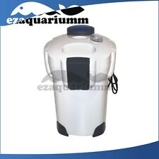 SunSun 4-Stage Aquarium Canister Filter w/ 9W Sterilizer up to 100G Tank HW303B