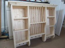 Shabby chic Style Plate Rack