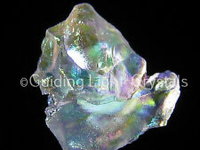 POWERFUL NEW ANGEL AURA PHENAKITE/PHENACITE CRYSTAL! BRAZIL! SYNERGY 12! RAINBOW
