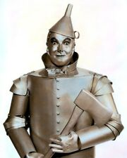 "JACK HALEY THE TIN MAN THE WIZARD OF OZ 1939 4x6"" HAND COLOR TINTED PHOTOGRAPH"