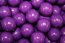 GUMBALLS PURPLE 25mm or 1 inch (285 count), 5LBS