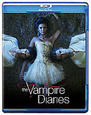 The Vampire Diaries - Season 1-3 Complet Blu-ray