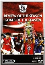 Premier League Season Review - Goals of the Season 07/08, NEW SEALED REGION 4