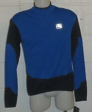 GIORDANA LONG SLEEVE ROUBAIX CYCLING JERSEY LARGE UK P&P FREE