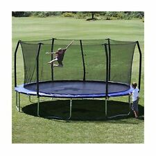 Skywalker Trampoline 17 x 15 Oval Trampoline & Enclosure Combo FREE SHIPPING NEW