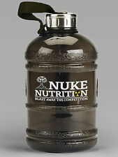Protein Water Shaker Blender Mixer 1.8 Litre Fitness Bottle Nuke Nutrition