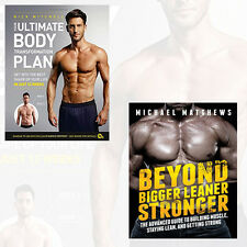 Your Ultimate Body Transformation Plan & Beyond Bigger Leaner Stronger 2 Books