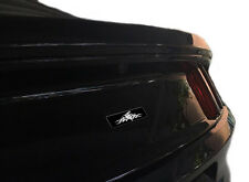 2015/2016/2017 Mustang Aluminum Rear Decklid Plate [15M_RP_S3] LG Tribal Coyote