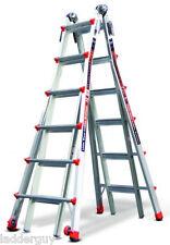 26 1A Revolution XE Little Giant Ladder 12026 w/ wheels