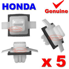 HONDA CIVIC CR-V CRV REAR WHEEL ARCH TRIM GARNISH CLIPS EXTERIOR REAR QUARTER