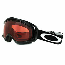 Oakley Ski Snow Goggles Crowbar 59-753 Jet Black Prizm Rose