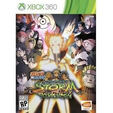 NEW -- Naruto Shippuden: Ultimate Ninja Storm Revolution -- Xbox 360 * Sealed *