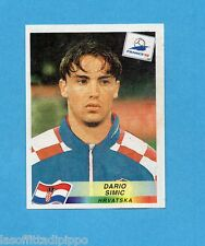 FRANCIA '98 FRANCE-PANINI-Figurina n.538- SIMIC - CROAZIA -Recuperata