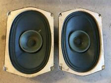 pair 15 x 10.2 cm  AlNiCo  fullrange speaker philips 4 ohm VALVO vintage