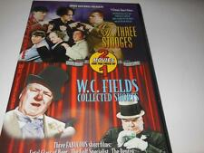 DVD - THE THREE STOOGES & W.C. FIELDS COLLECTED SHORTS - BOXED- W5