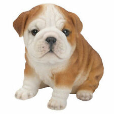 BRAND NEW BULLDOG PUPPY GARDEN ORNAMENT