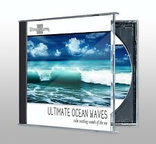 Ultimate Ocean Waves - Nature Sounds of the Sea Various Weather over 1 Hour
