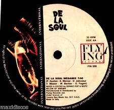"12"" - De La Soul - Tread Water Rmx + De La Soul Megamix (HIP HOP & RAP) USED VG"