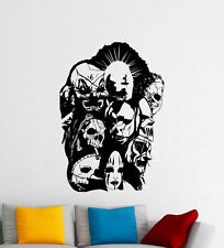 Slipknot Wall Decal Rock Metal Band Music Vinyl Sticker Ink Art Decor Mural 235s