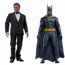 Michael Keaton and Bruce Wayne Figure Set from Batman Returns MMS294
