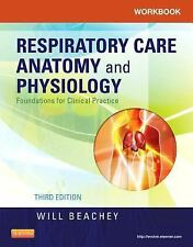 Workbook for Respiratory Care Anatomy and Physiology : Foundations for Clinical