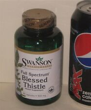 Blessed Thistle,  90 capsules,  500 mg each